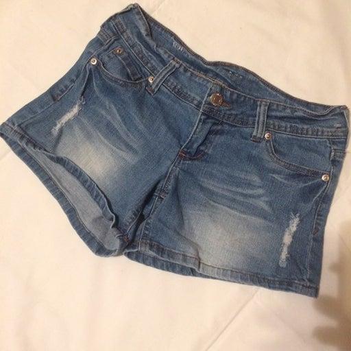 CP Jeans Shorts Sz 3