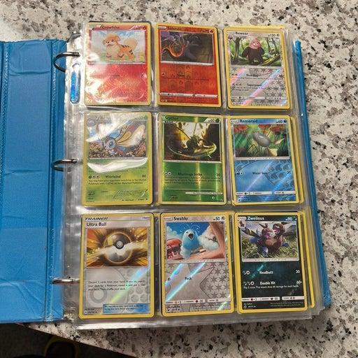 Pokemon cards binder bulk