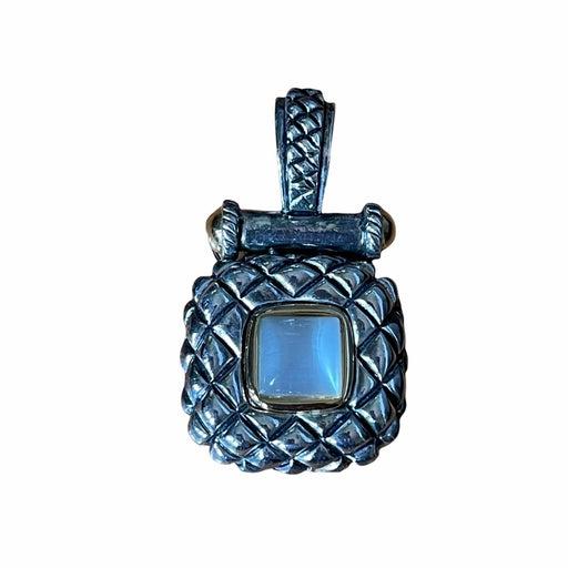 Alabaster Designs Jewelry Retired Pendant Silver