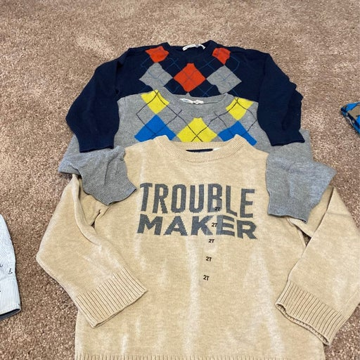 Sweter for boy