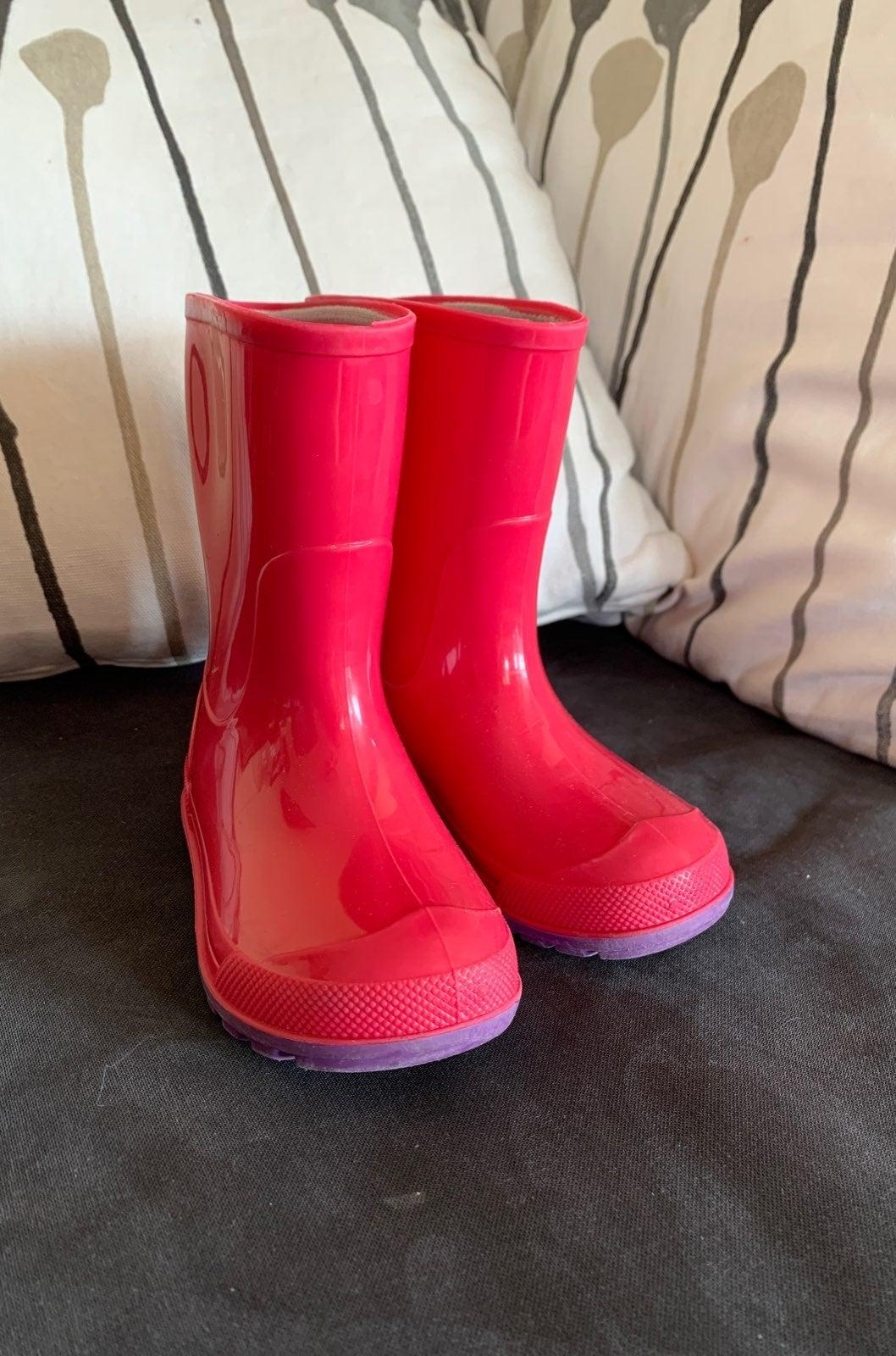 Kids 5/6 Rain Boots