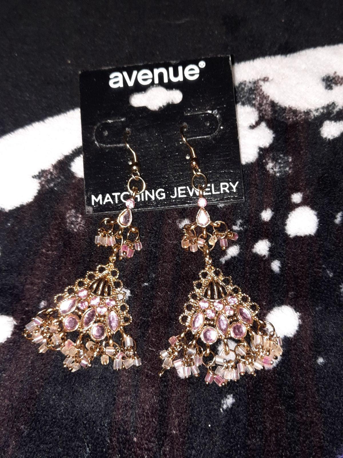 Avenue Dangle Earrings