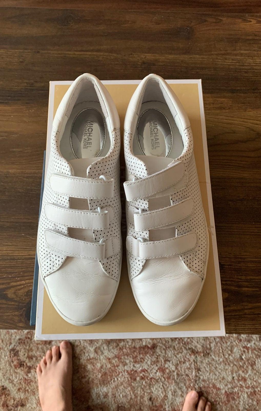 Michael Kors Sneakers white 7.5