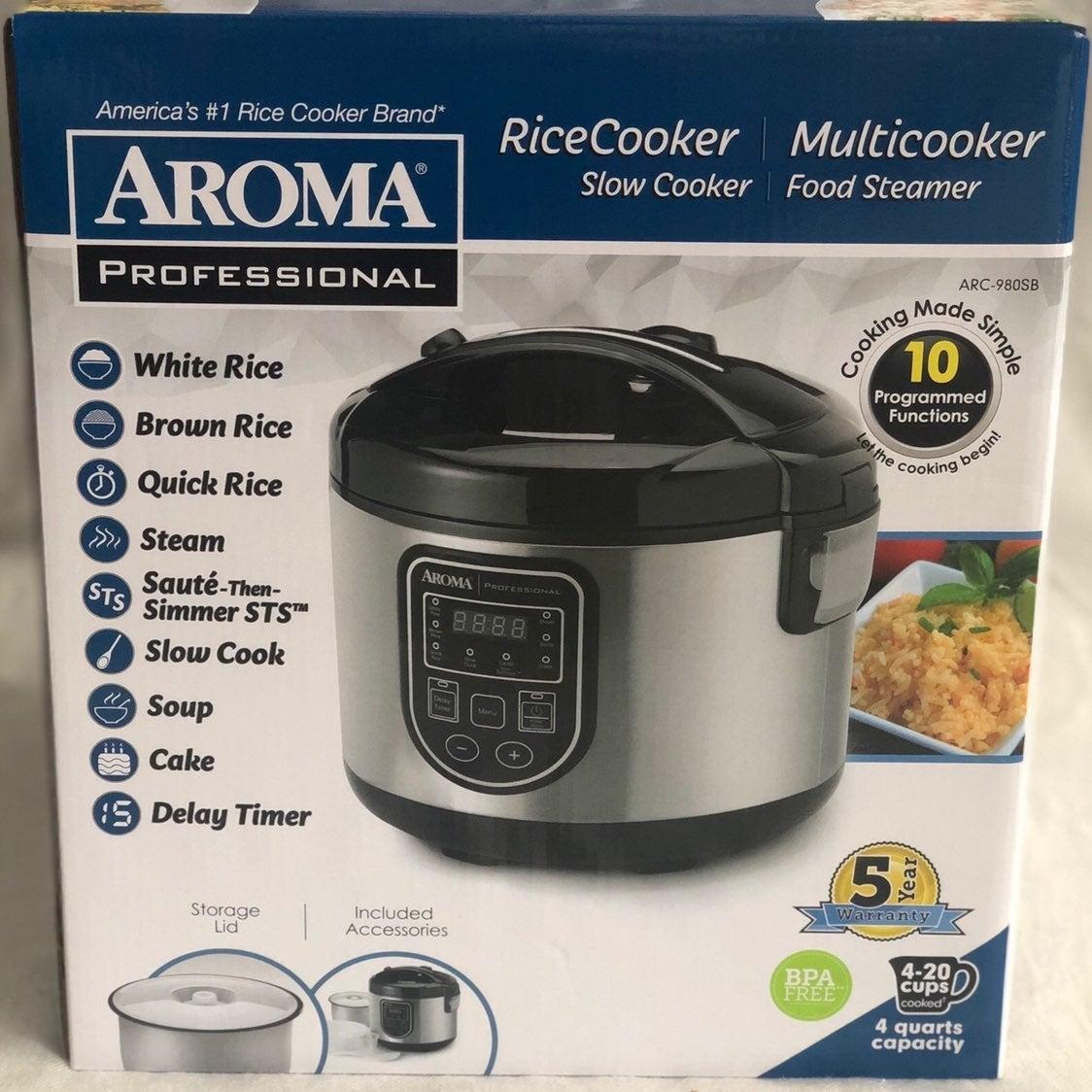 Aroma 10 Programms Multi Cooker