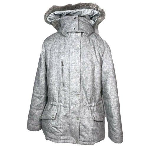 Talbot's Wool Blend Coat Parka Size L