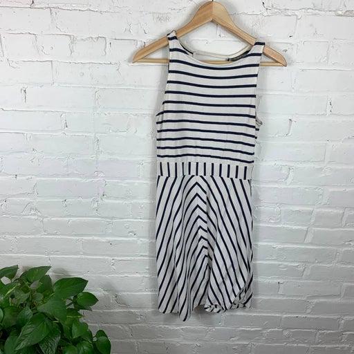 Michael Stars Sleeveless Striped Dress
