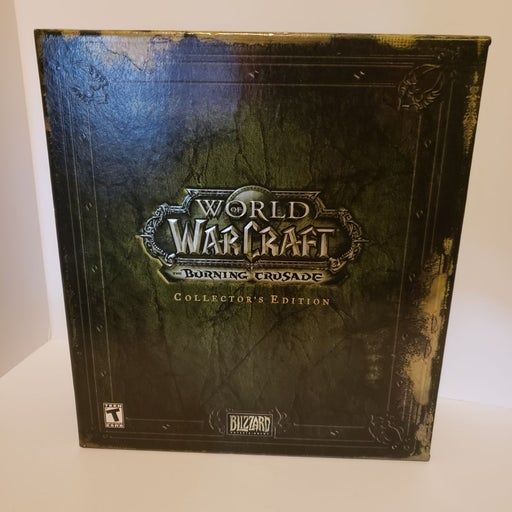 World of Warcraft Collectors Edition
