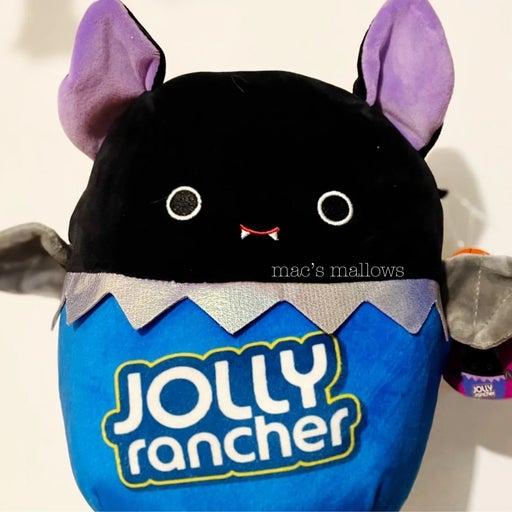 "Squishmallow Jolly Rancher Emily Bat 8"" Defect"