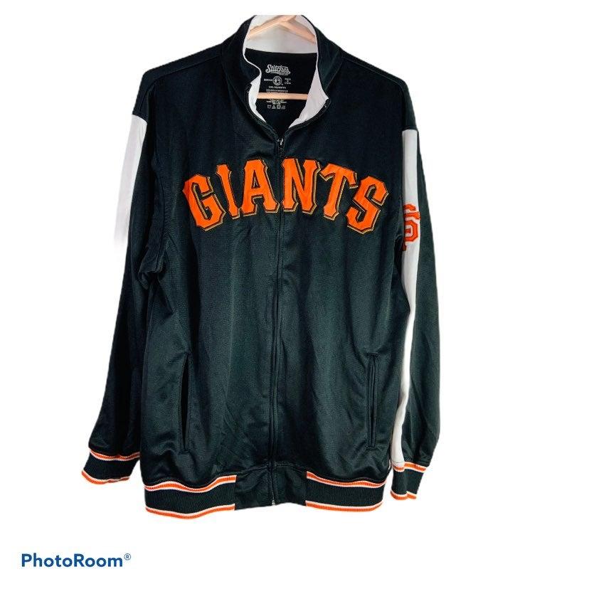 stitches San Francisco giants  jacket