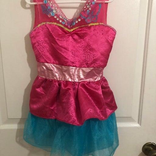 Girls 4-6 Halloween butterfly costume