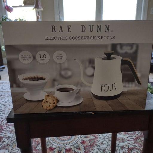 Rae Dunn Electric Gooseneck Kettle