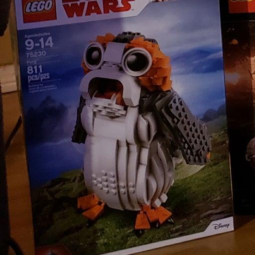 LEGO Star Wars: Porg 75230