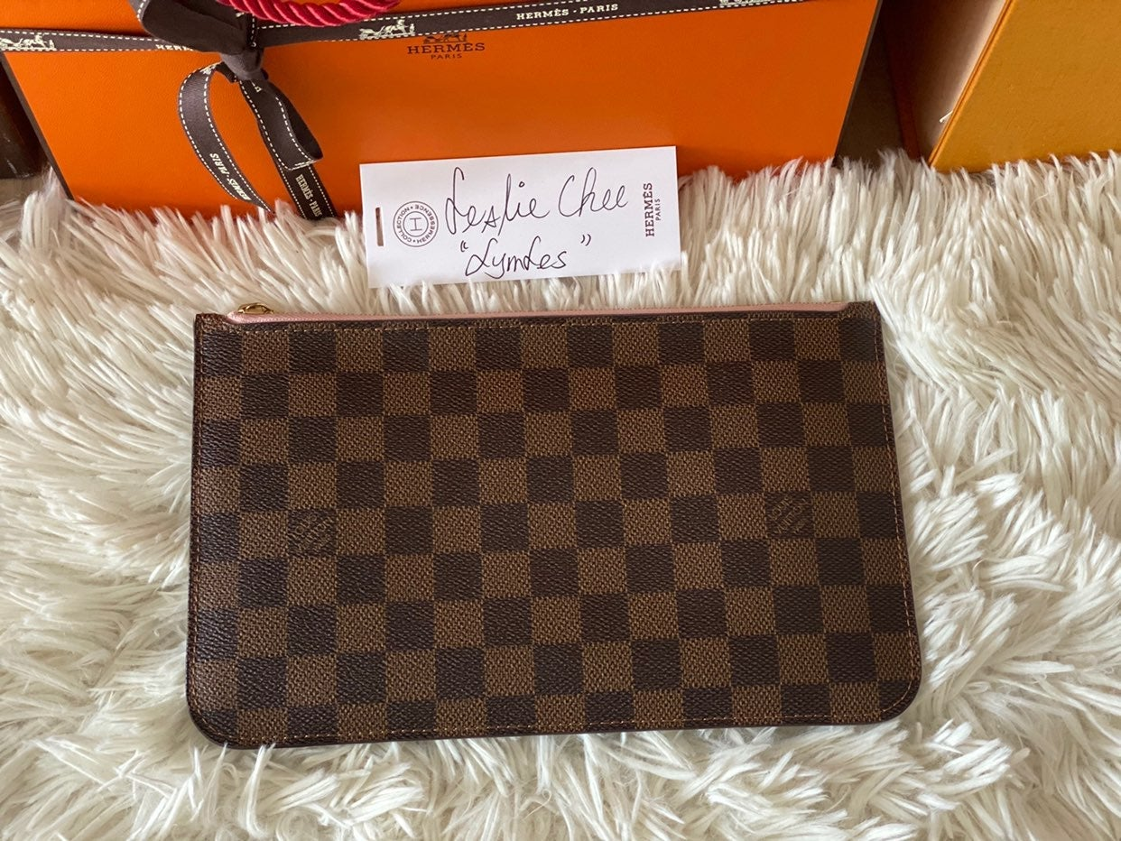 Sold Louis Vuitton Neverfull Pouch MM/GM
