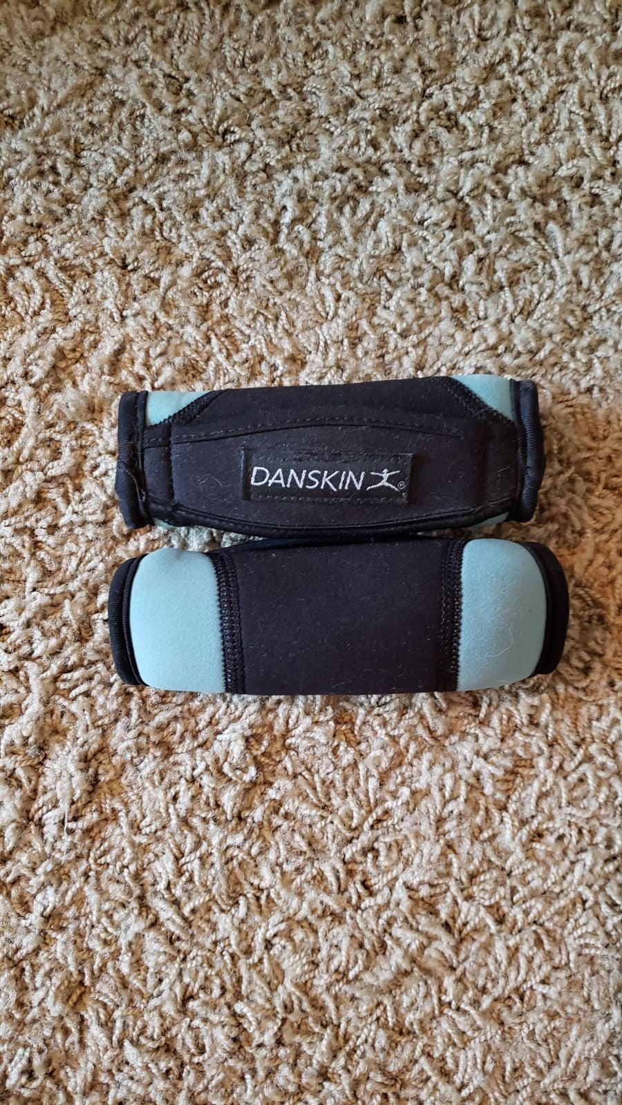 Danskin Walking Weights 1lb Each