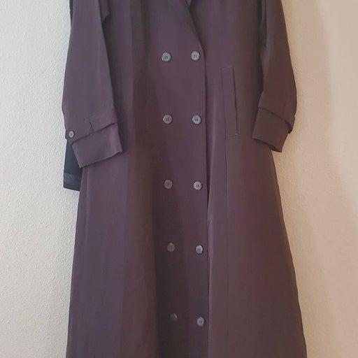 Abaya/ long button down dress