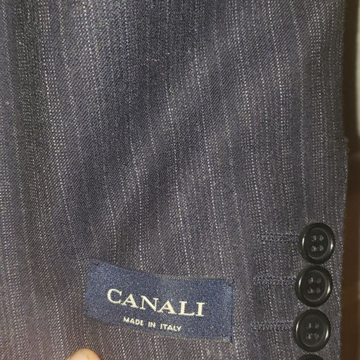 Canali men's suit