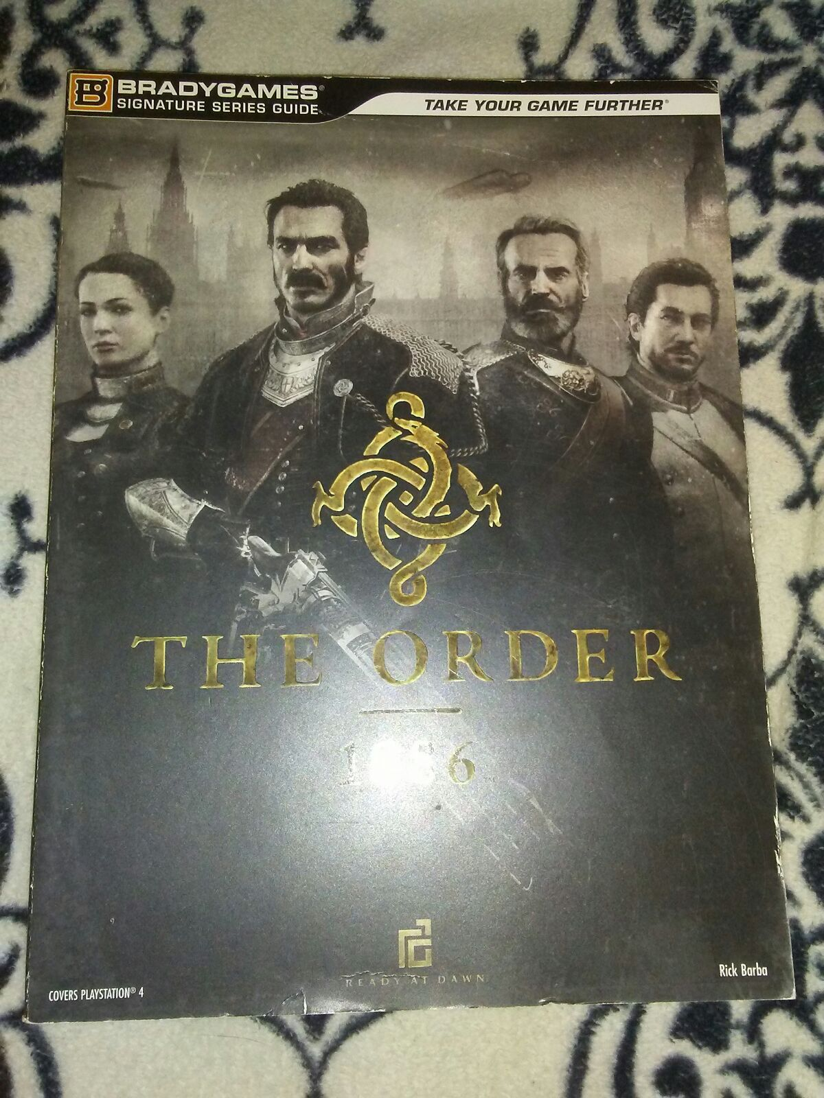 The Order 1886 PS4 Game Guide