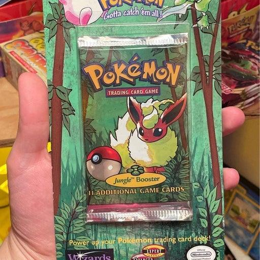 1999 Pokemon Jungle Blister Booster WOTC