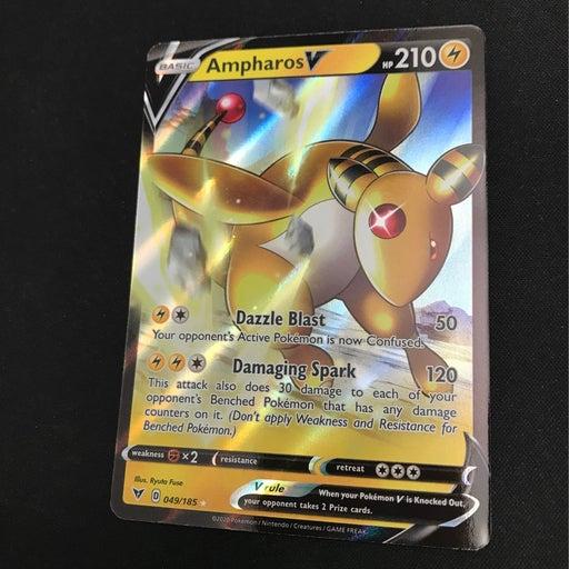 Ampharos V 049/185 Vivid Voltage Pokemon