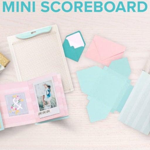 We R MK Mini Score Board !