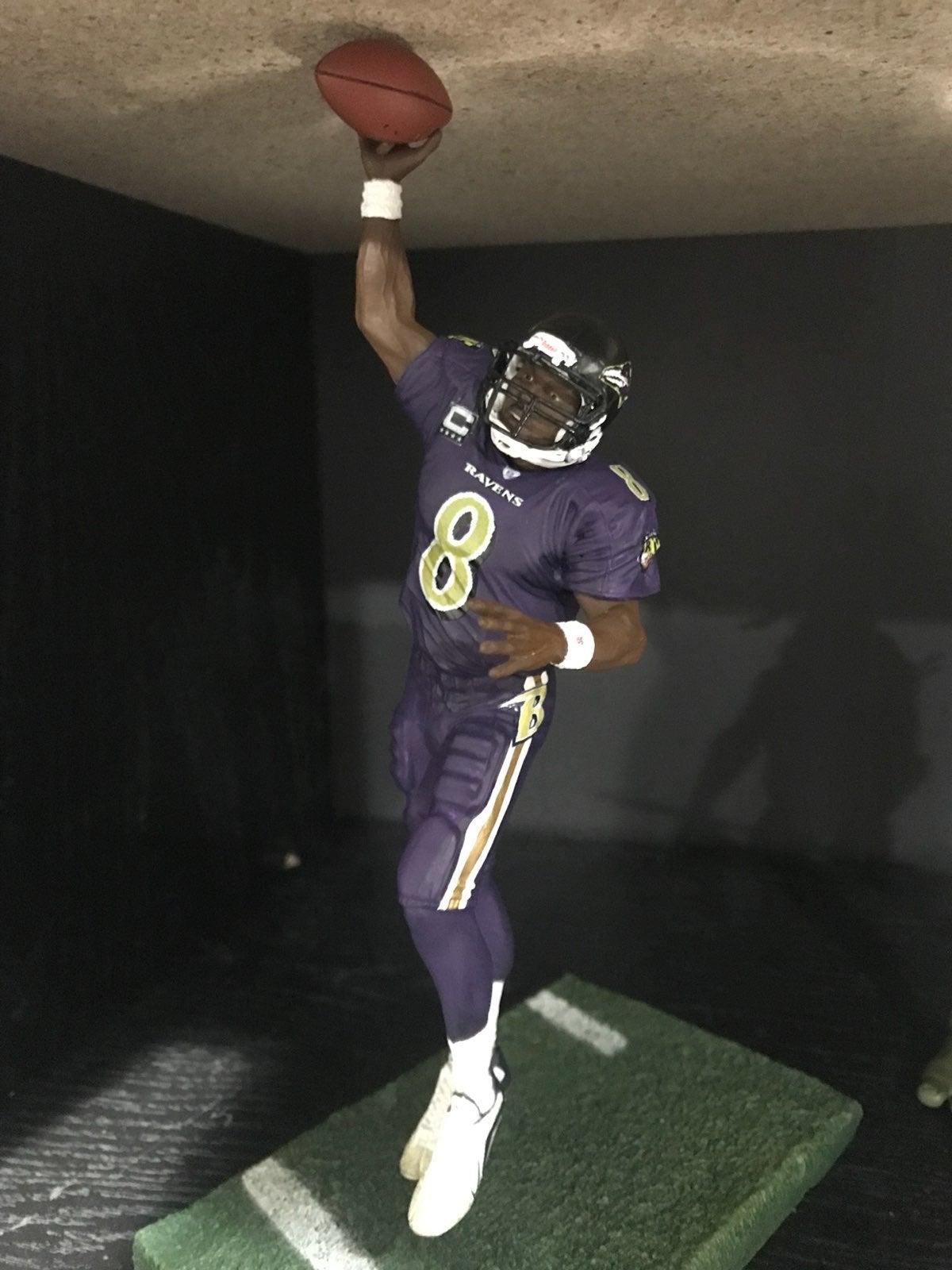 Lamar Jackson Baltimore Ravens Mcfarlane