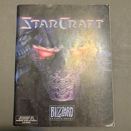 Starcraft PC instruction manual