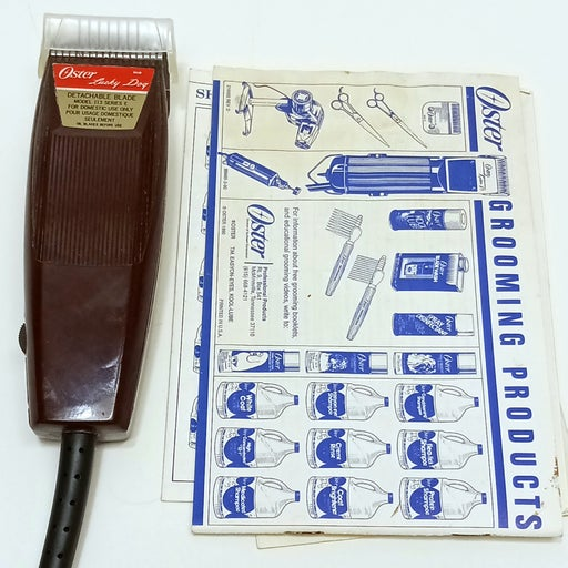Oster Lucky Dog Clippers