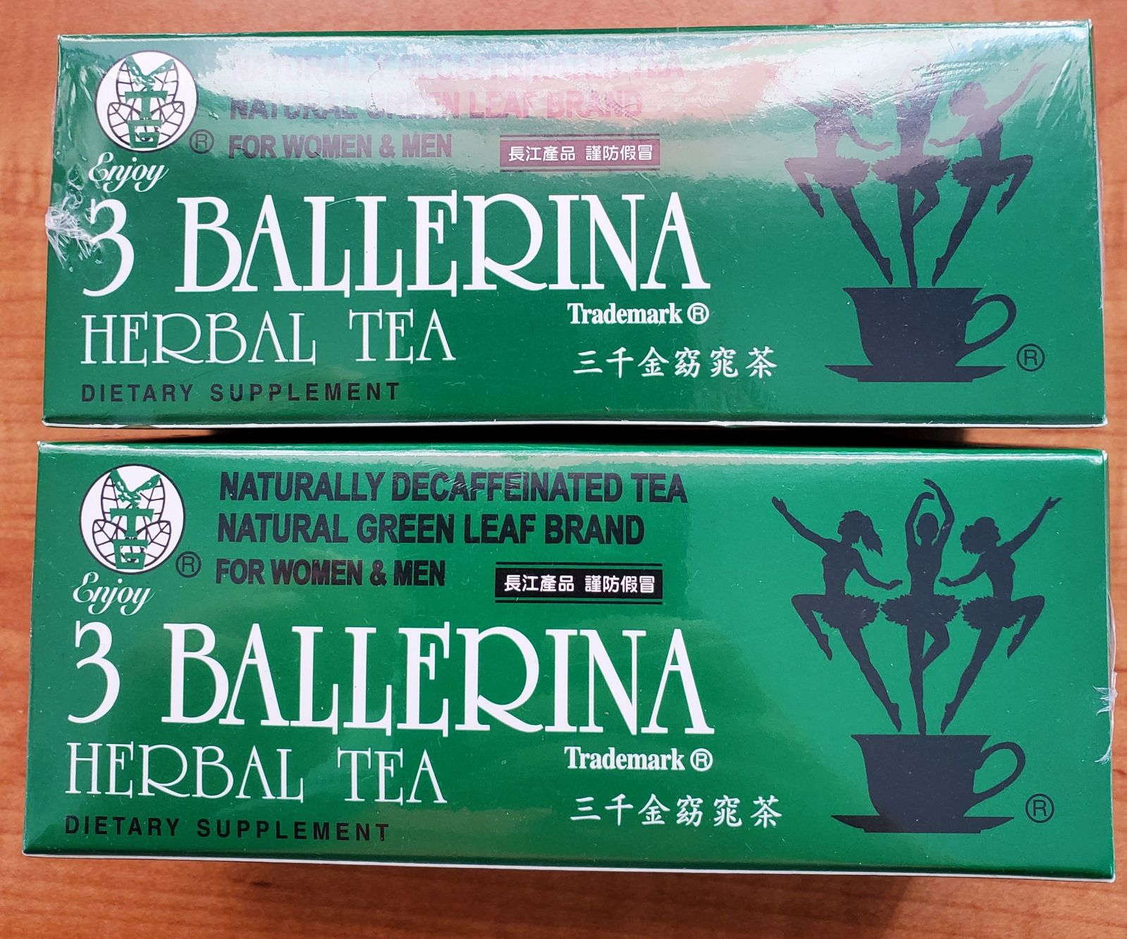 ballerina  herbal  2for $10