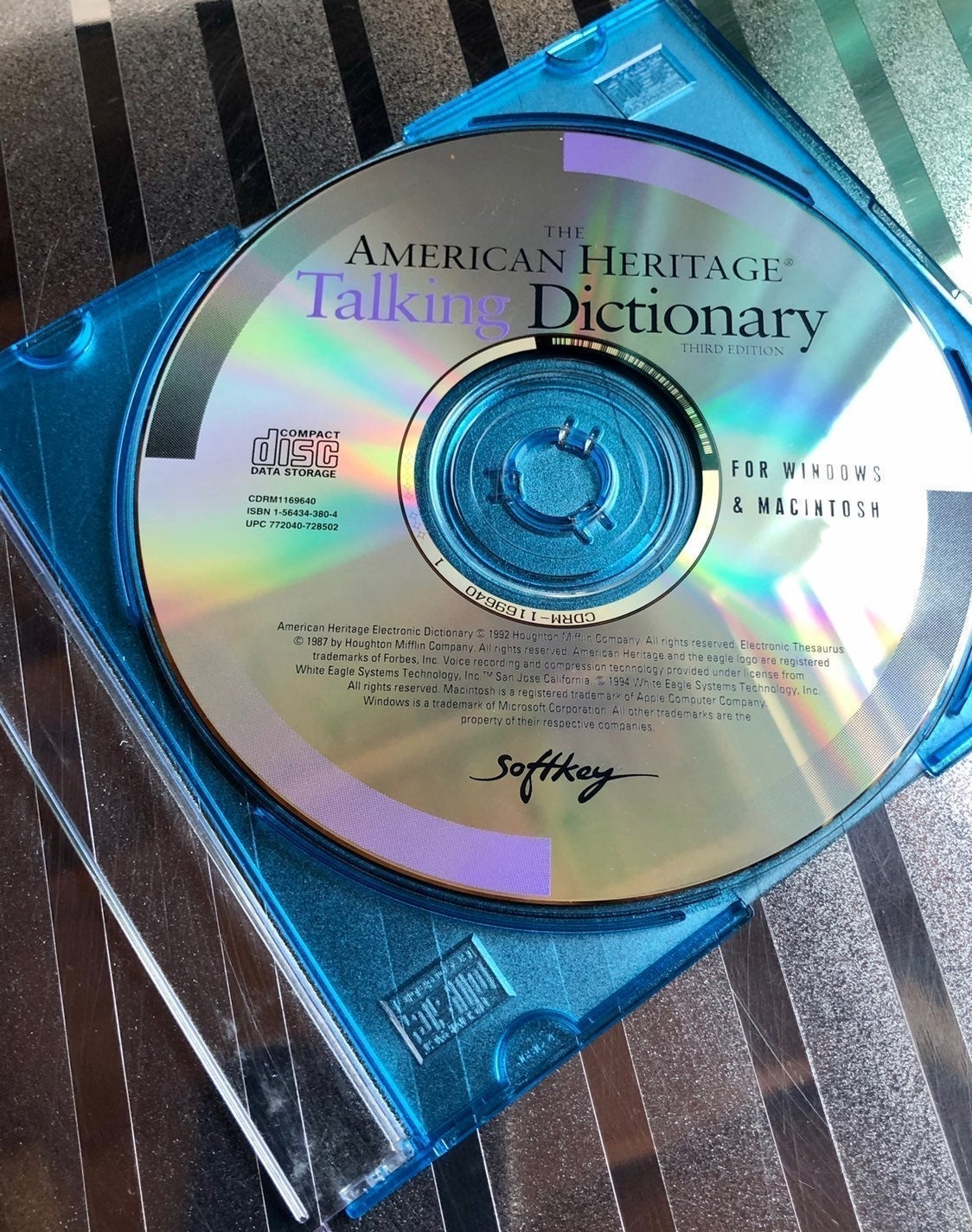 American Heritage Talking Dictionary