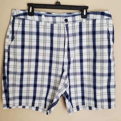 Shorts Men Plaid Size 40