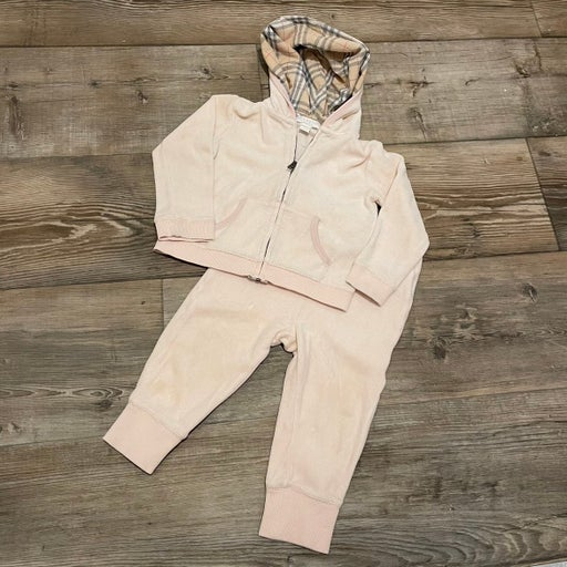 Burberry track suit