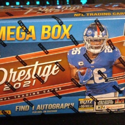 Panini Prestige Mega box NFL sealed!