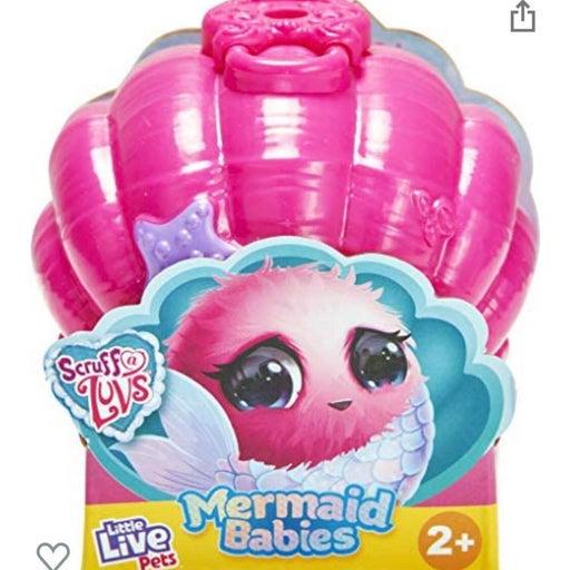 Scruff a Luv Mermaid Babies