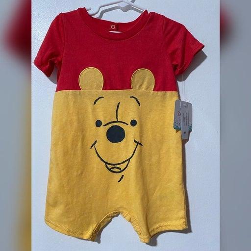 Disney Baby: Winnie the Pooh romper