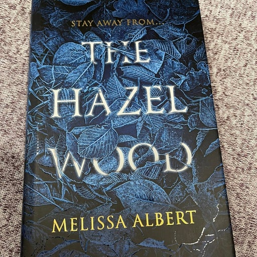 The Hazel Wood - FairyLoot SIGNED Special Edition