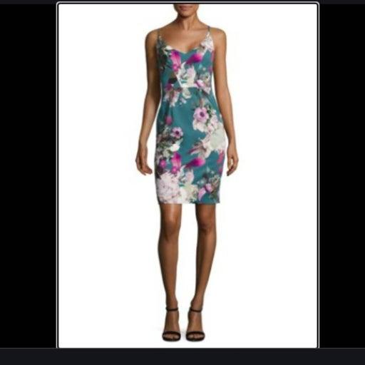 BLACK HALO Jevette Sheath Dress