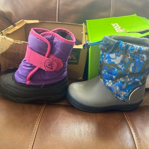 Toddler Rain/Snow Boots