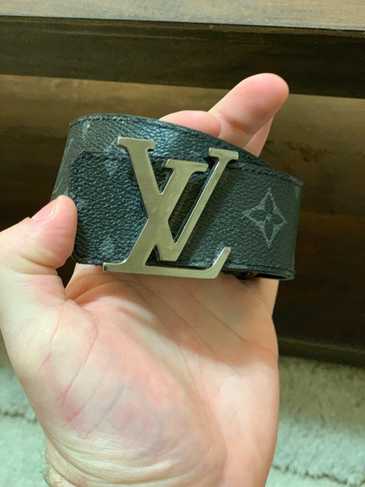 Louis Vuitton Initials Belt