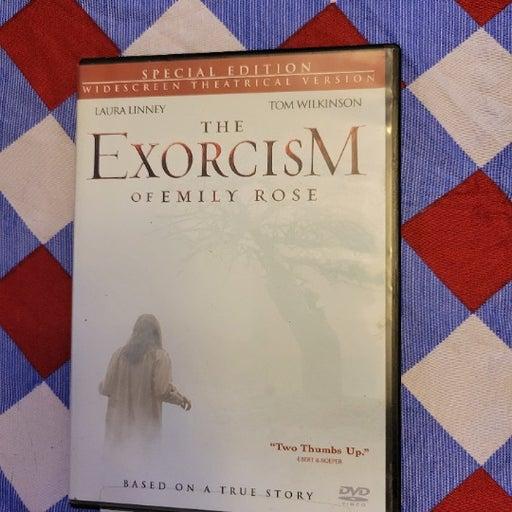 DVD **The Exorcism of Emily Rose