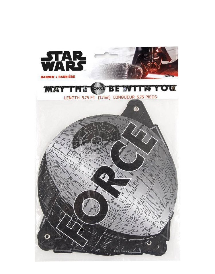 Star Wars Party Banner
