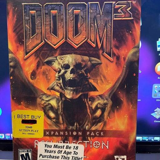 Doom 3 Resurrection of Evil PC Game