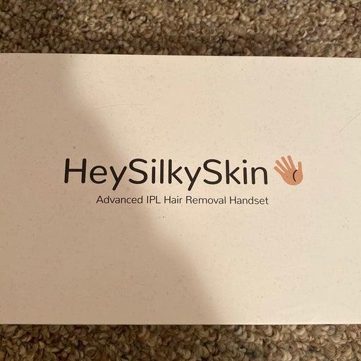 Hey silky skin hair removal