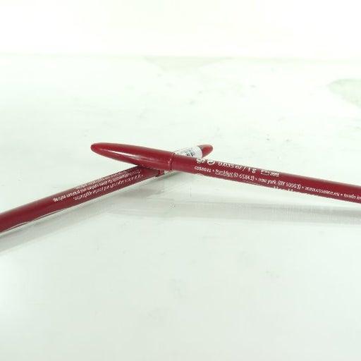 2 essence lipliner in red blush