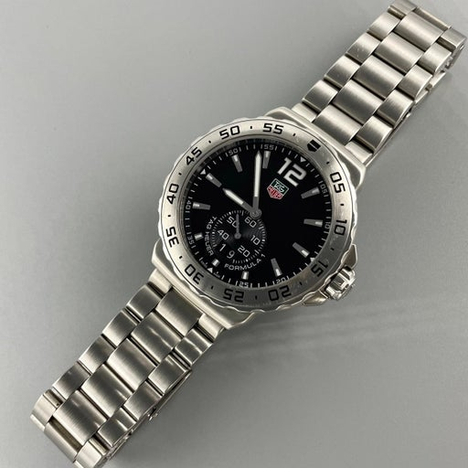 TAG HEUER F1 Grande Date 42mm Mens Watch