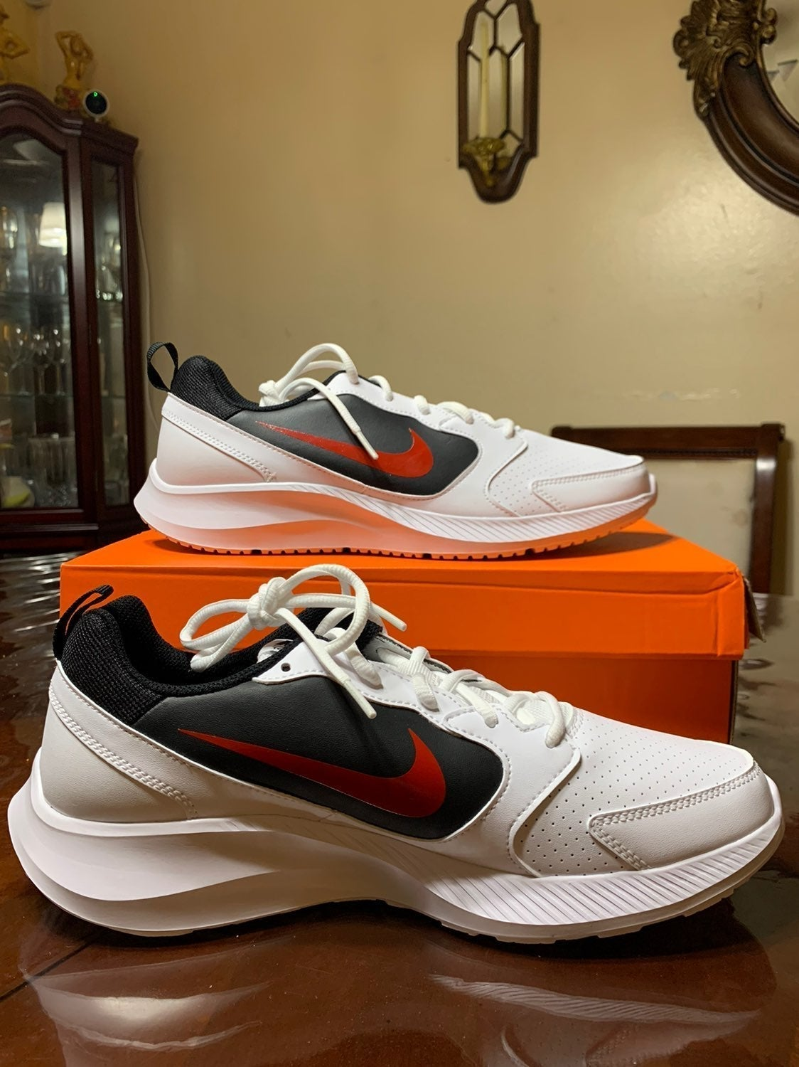 Nike Todos Running Shoe 10.5 new with bo