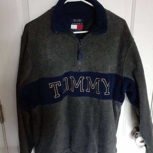 Tommy Hilfiger 3/4 Zip Fleece Medium
