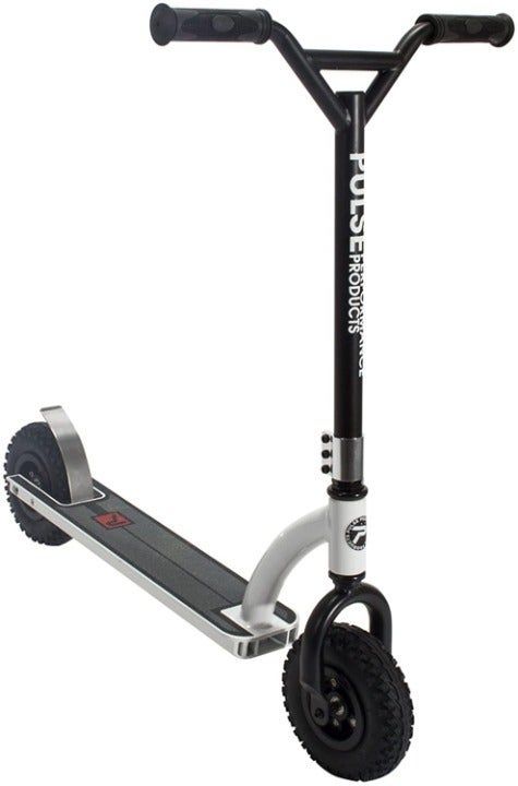 Pulse DX1 Freestyle Dirt Scooter Black/W