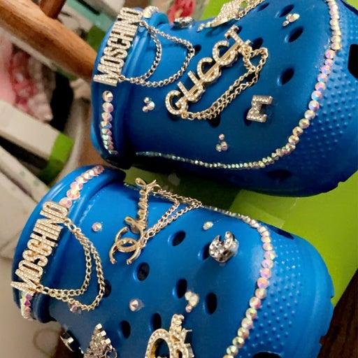 Custom crocs