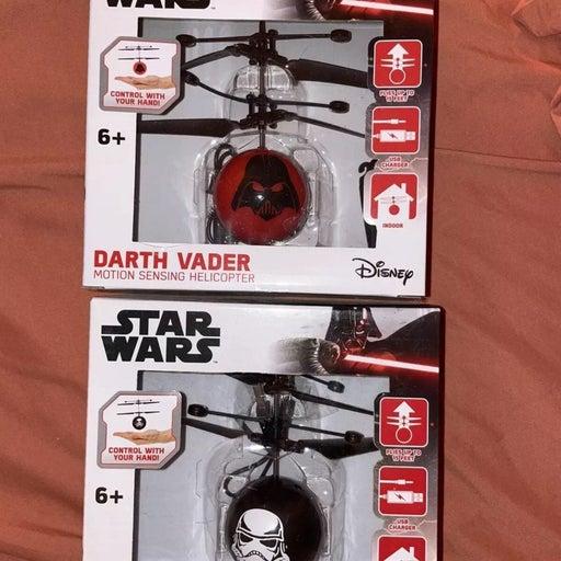 Star Wars Darth Vader & Stormtrooper