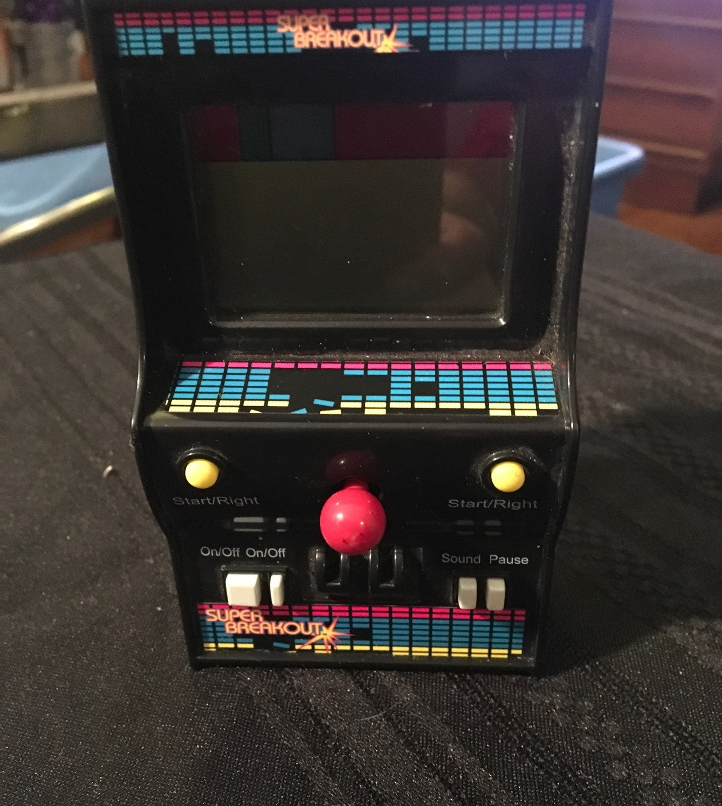 Atari Super Breakout Handheld Game